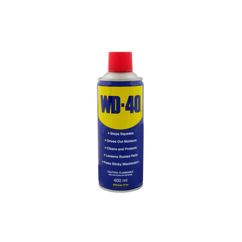 WD-40 SPRAY LUBE