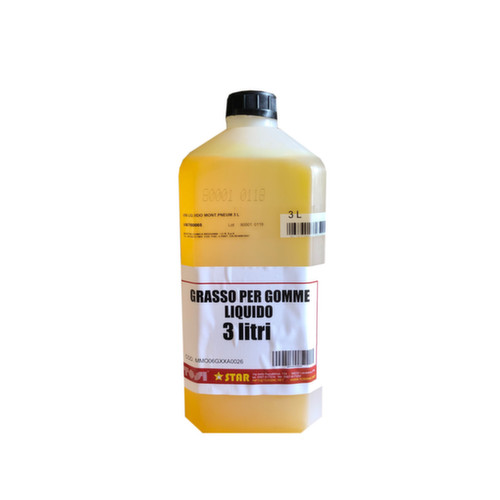 GREASE FOR LIQUID TIRES